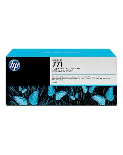 HP 771A Designjet Ink Cartridges 3-Ink Multipack