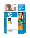 HP 10 Yellow Original Ink Cartridge C4842A