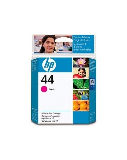 HP 44 Magenta Original Ink Cartridge 51644