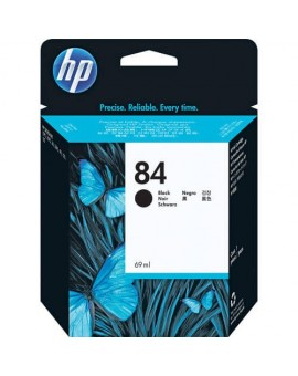 HP 84 69-ml Black Original Ink Cartridge C5016A