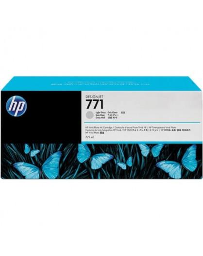 HP 771 775-ml Light Gray Original Designjet Ink Cartridge CE044A