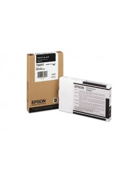 Epson T6051 Photo Black Ink Cartridge- Singlepack