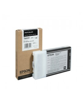 Epson T6031 Photo Black 220 ml Ink Cartridge- Single Pack